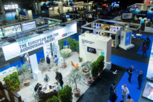 Albiral exhibited at  ISE 2021 in Barcelona